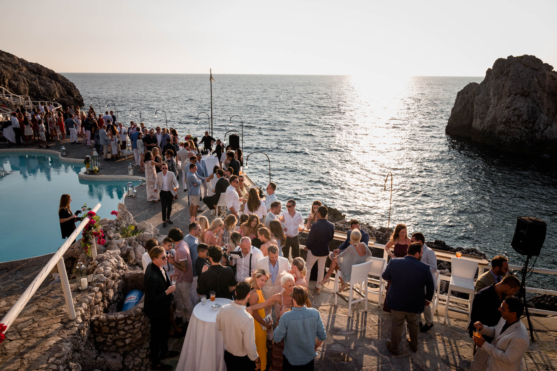 luxury wedding photographer capri