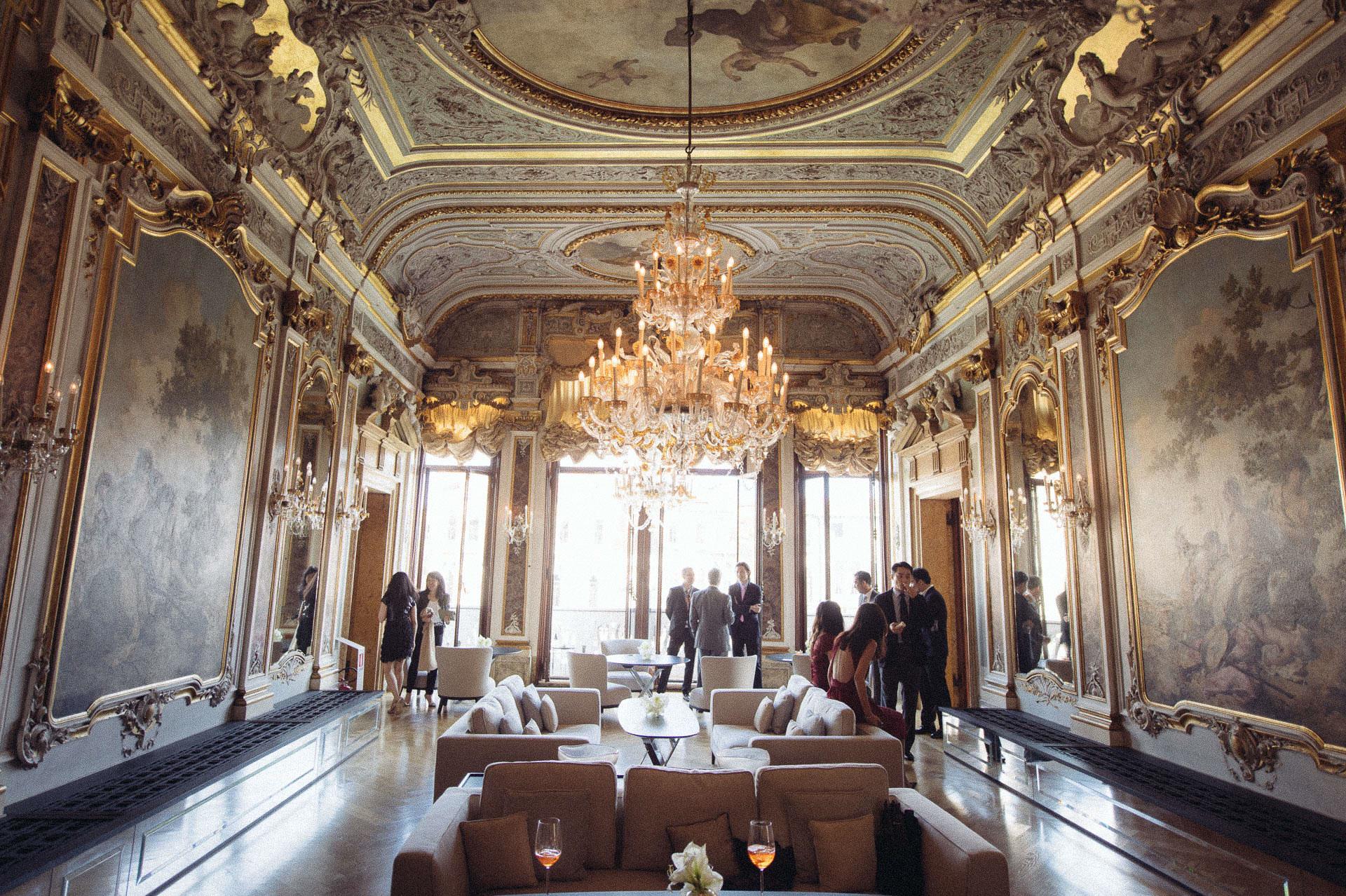 luxury wedding venues italy venezia