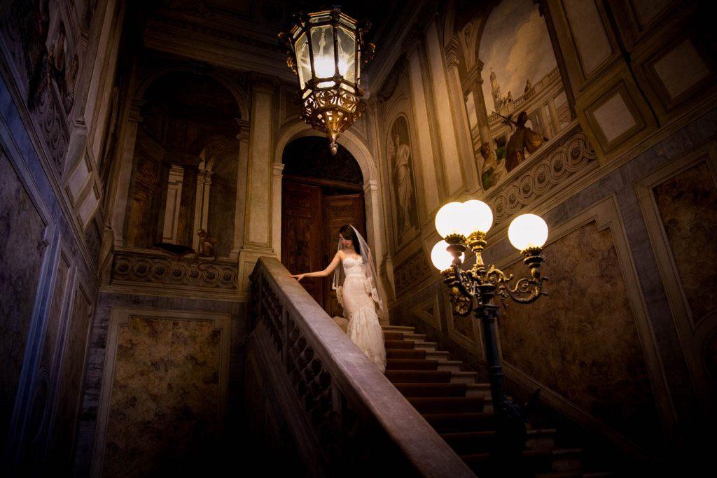Fairytales Wedding in Venice Italy