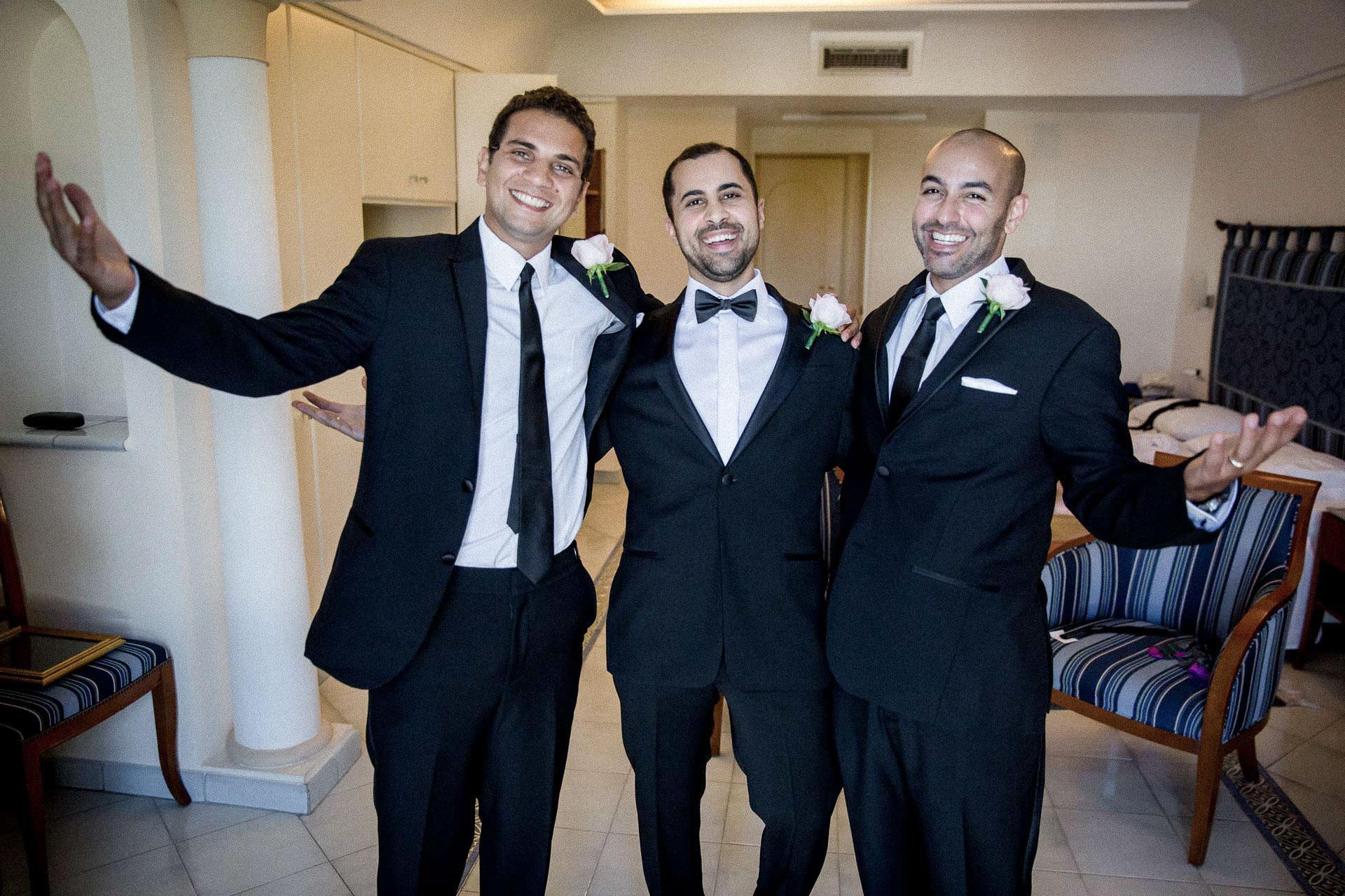 exclusive wedding italy ravello