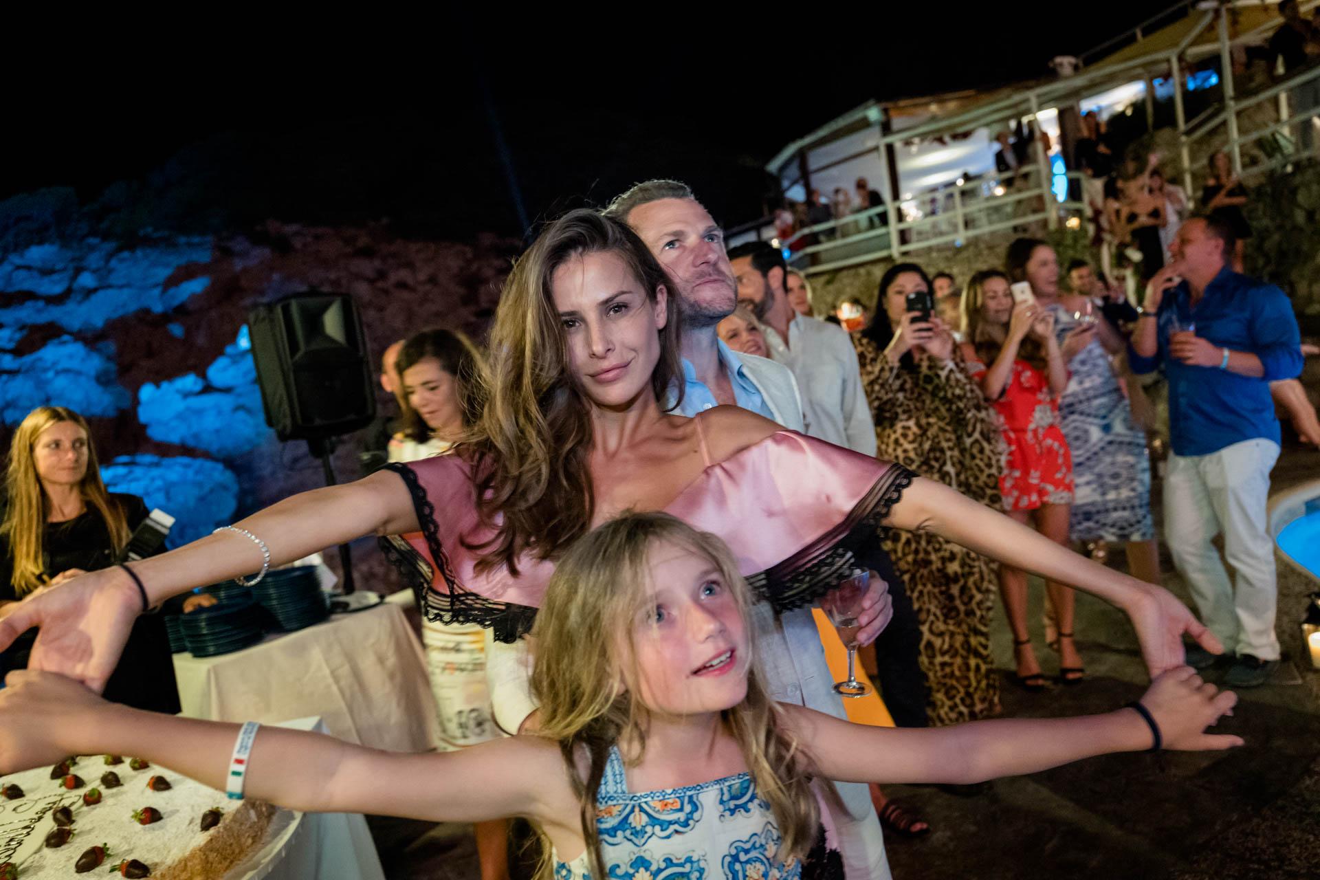 exclusive italy weddings capri