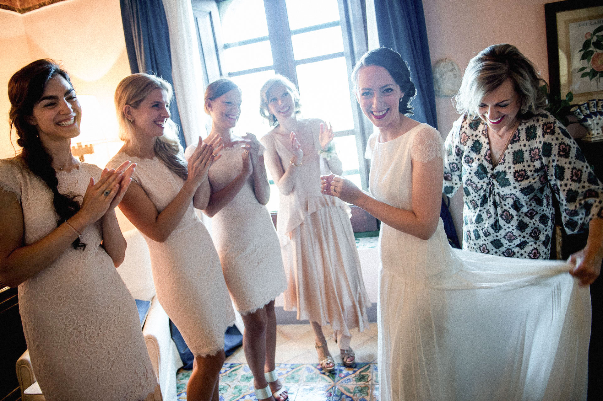 italian wedding photographers ravello