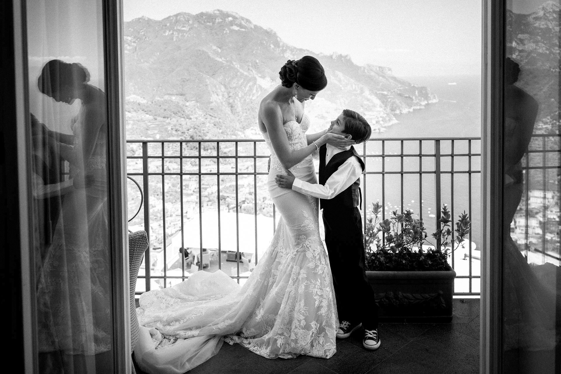 exclusive italy wedding ravello
