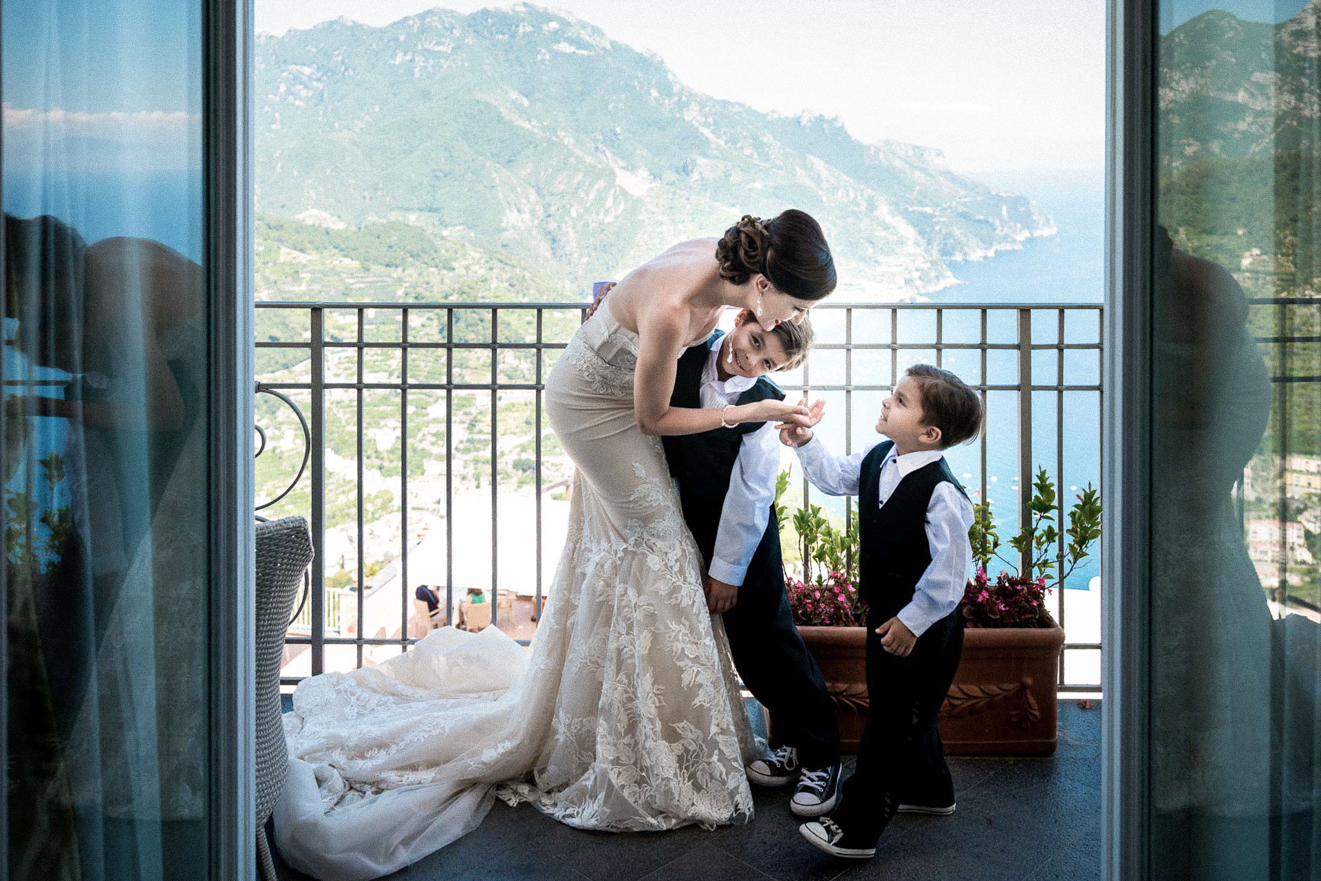 luxury weddings italy capri