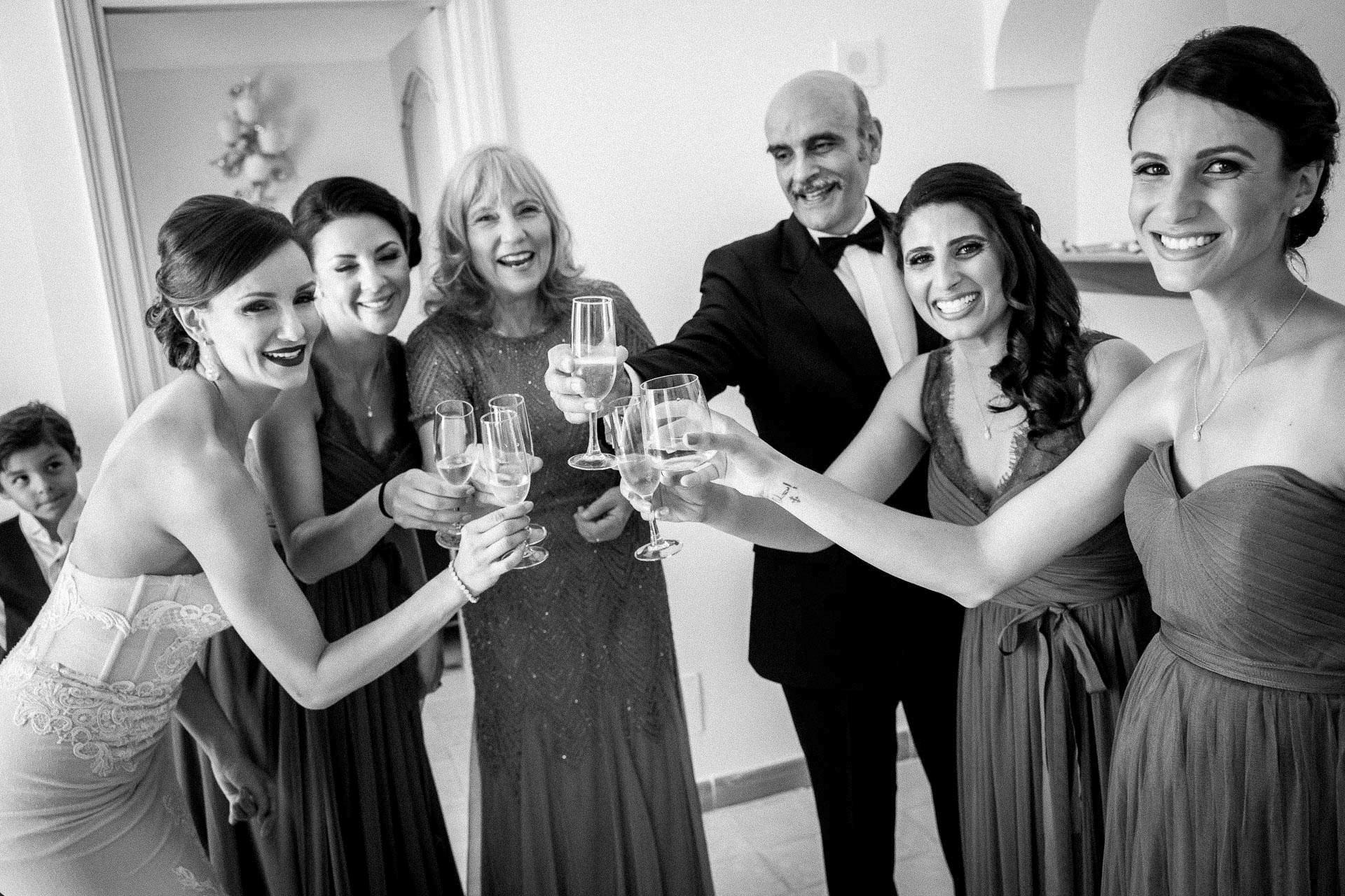 exclusive wedding italy capri