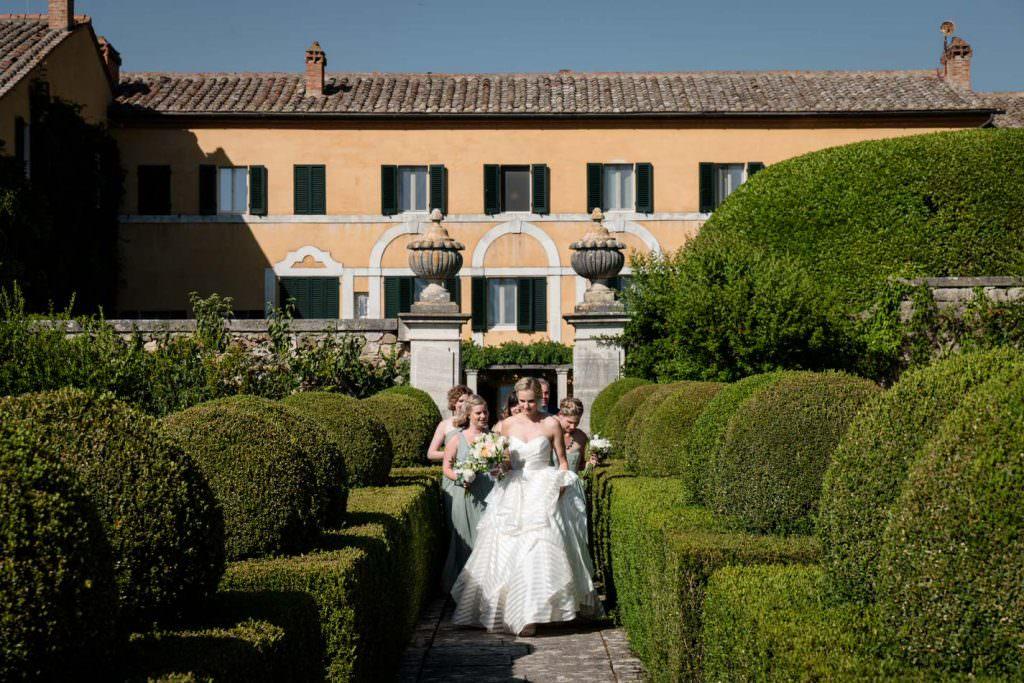 Italian wedding photographer in Toscana Italy
