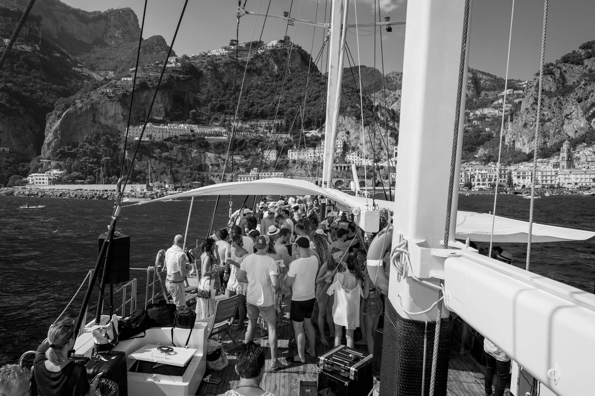 luxury photographer capri