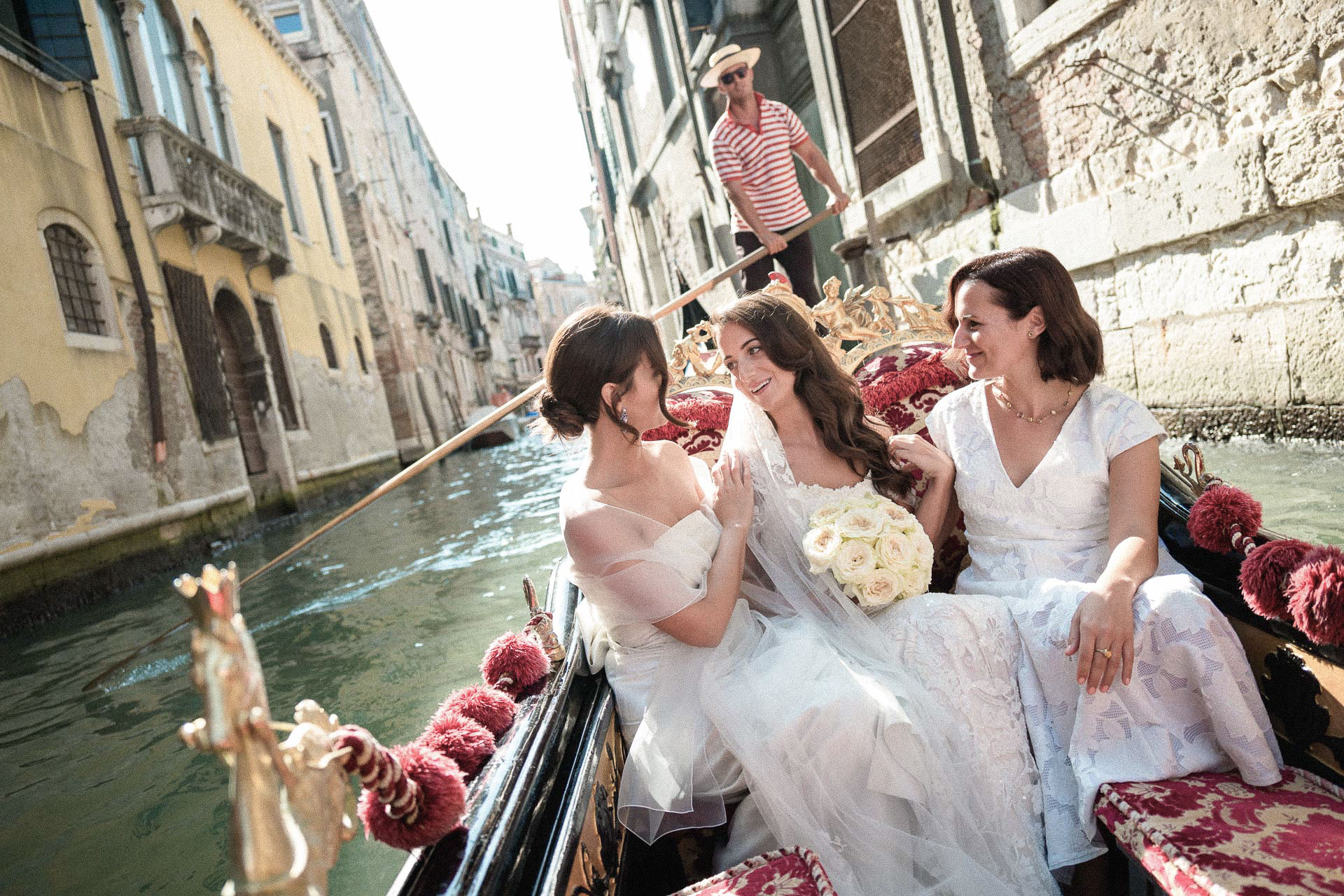 exclusive italy weddings venezia