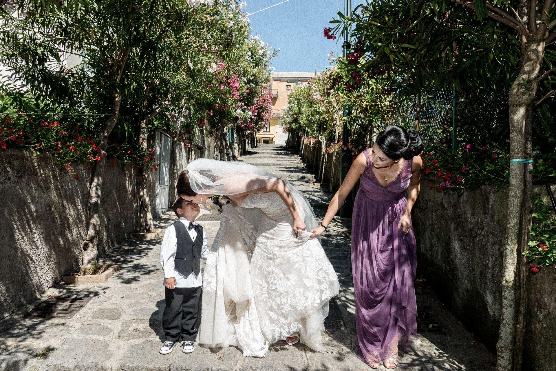 wedding photographer italy ravello