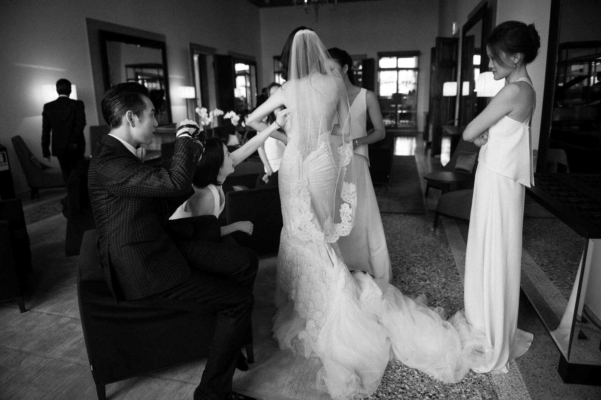 exclusive wedding italy venezia