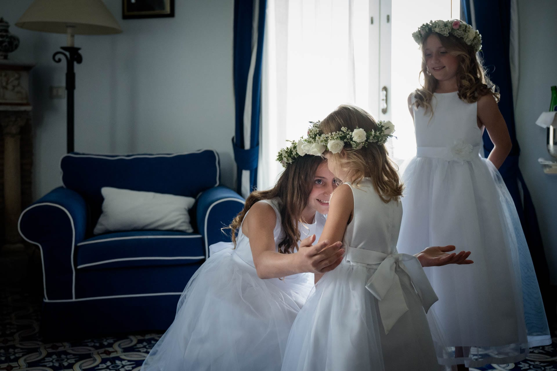 italian wedding photographer ravello