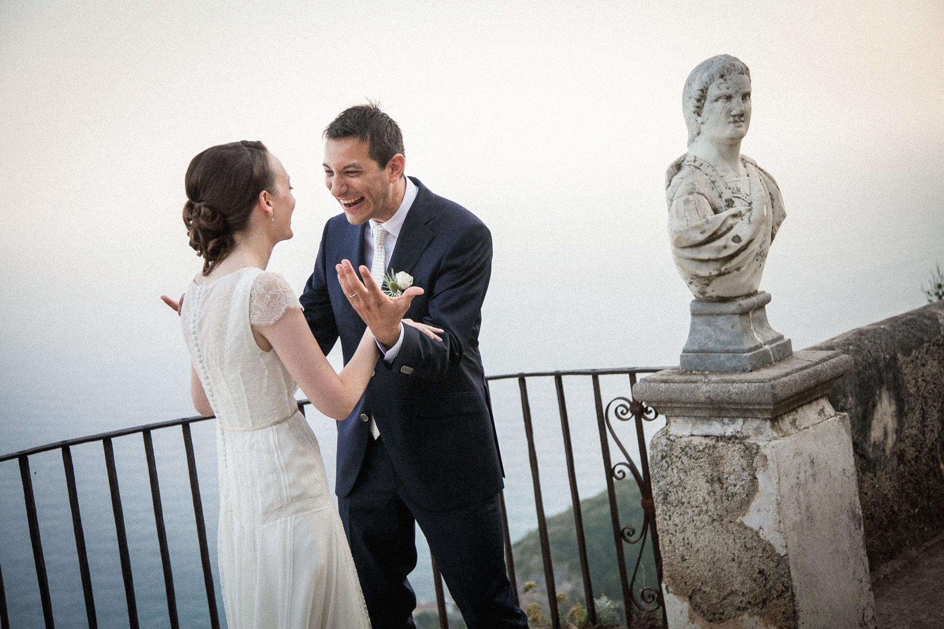 italian wedding photographers capri
