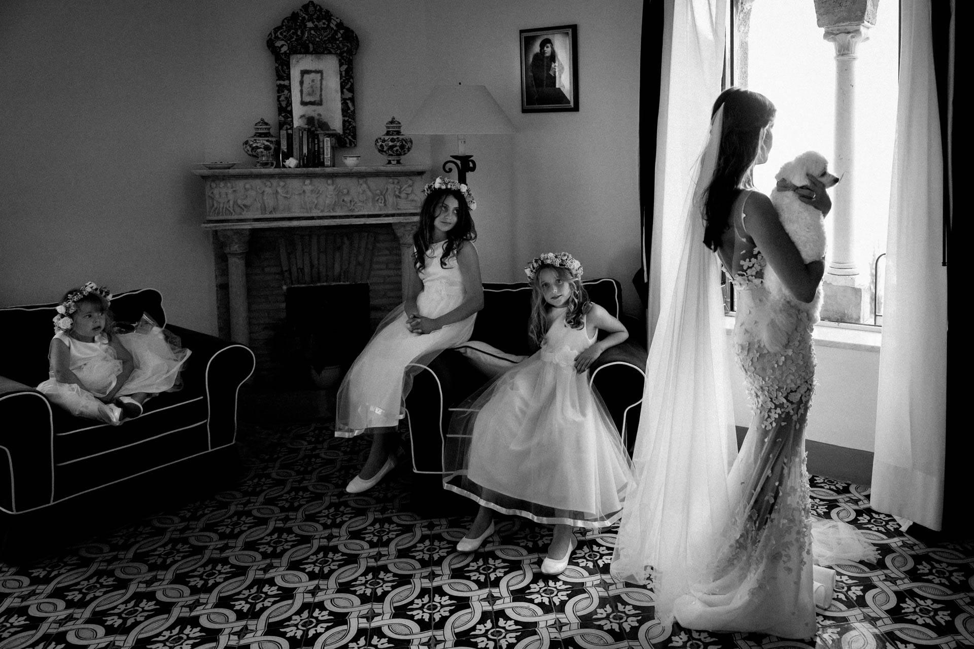 fairytales wedding capri