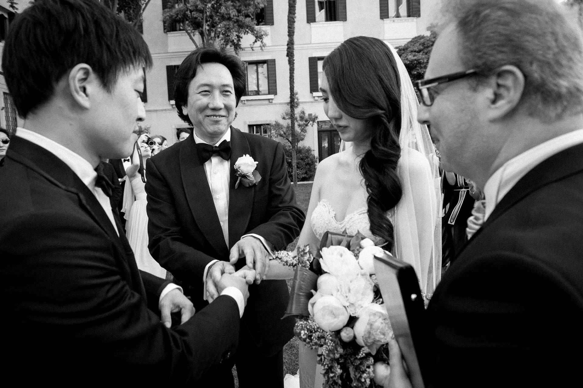 luxury wedding photographer venezia