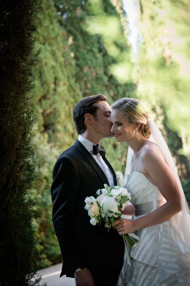 traditional Toscana wedding ceremony
