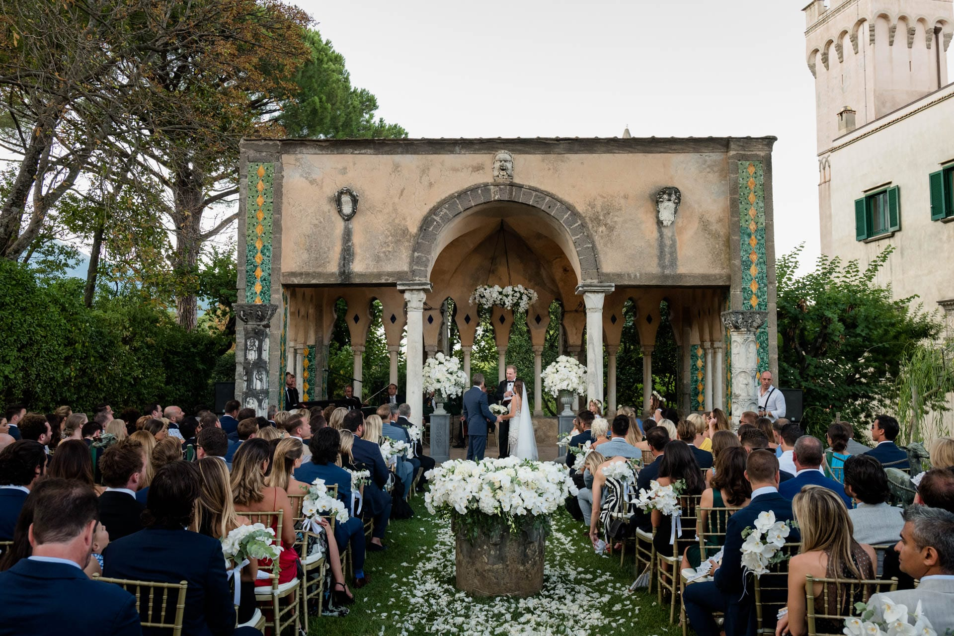 luxury elopement packages capri