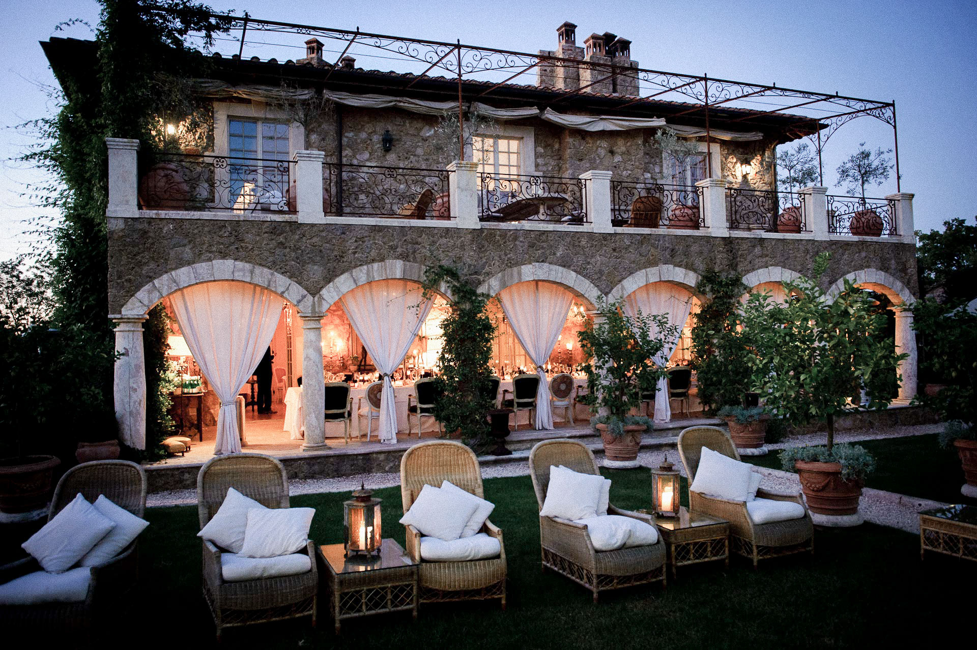 wedding location italy