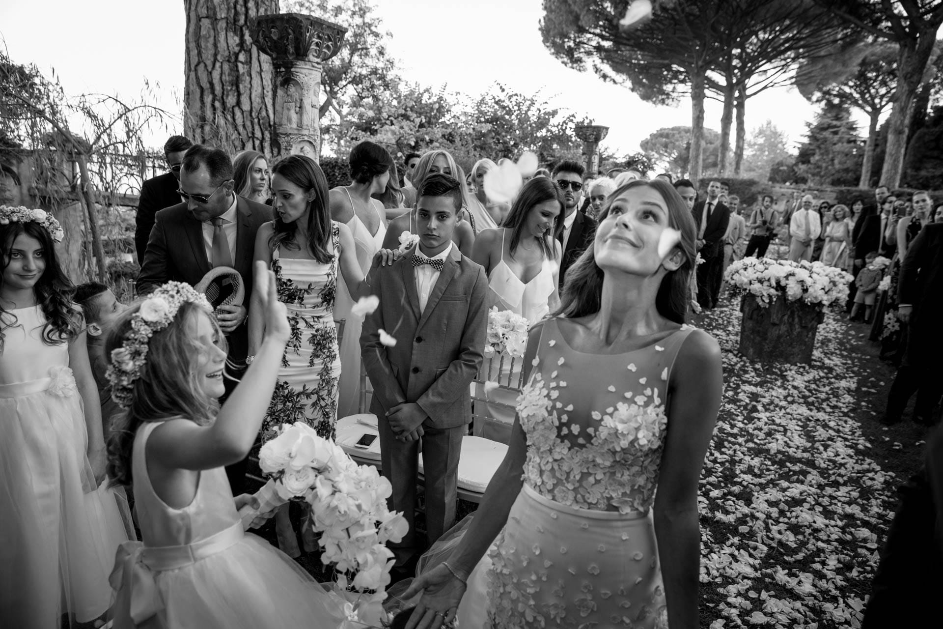 capri italy wedding
