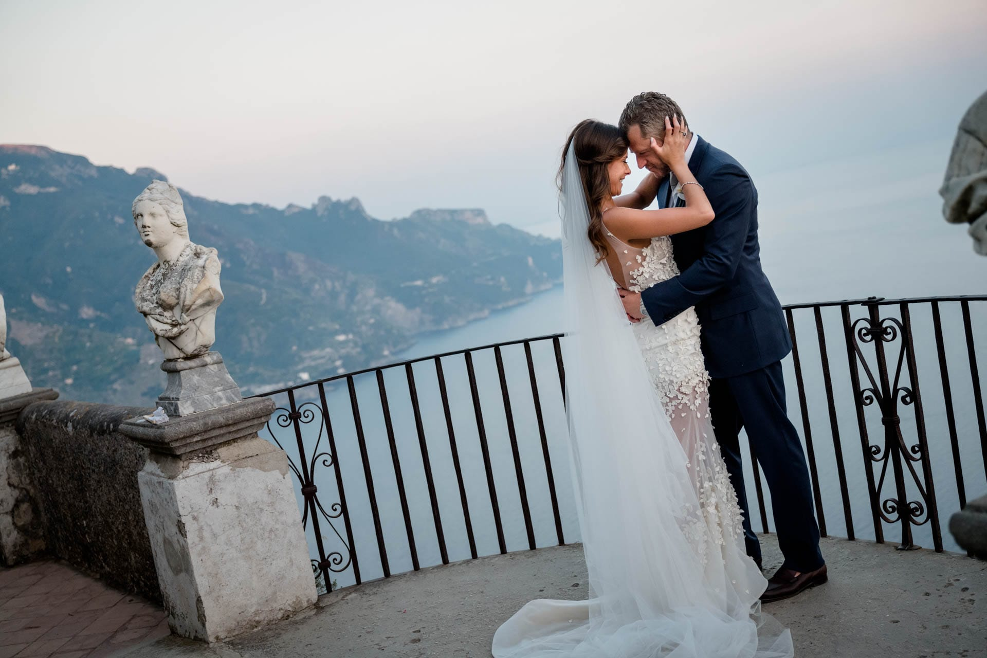wedding destination photographer ravello