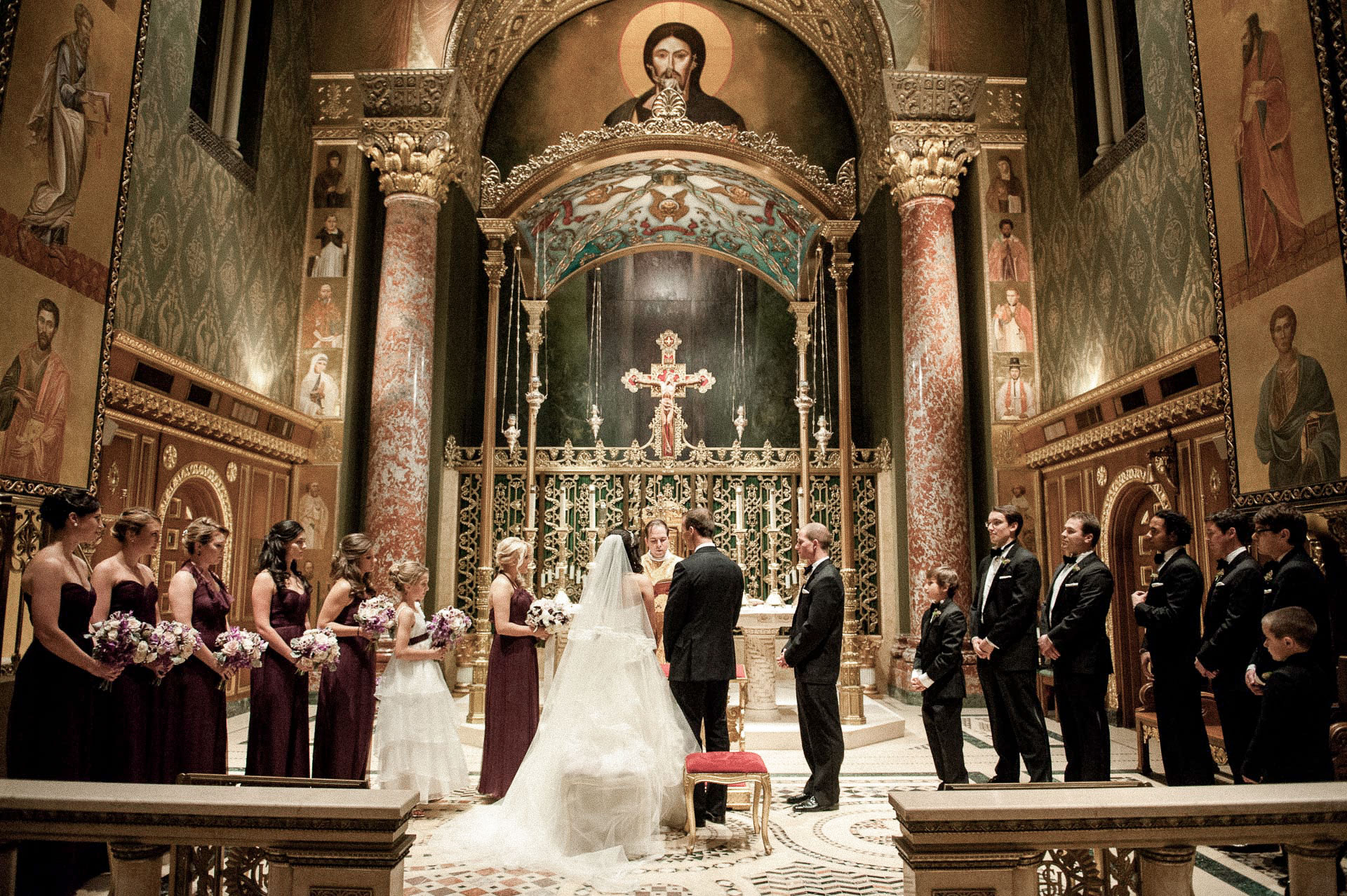 luxury italian wedding