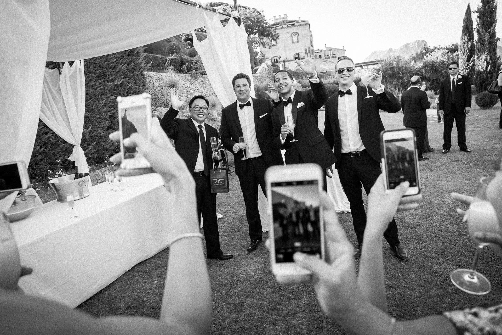 jewish wedding in italy capri
