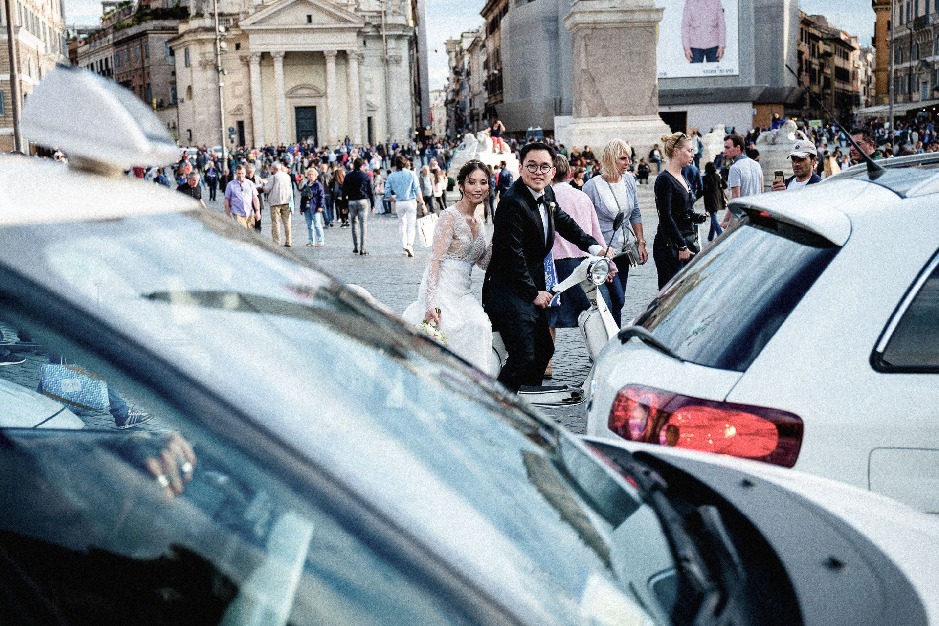 destination wedding rome italy
