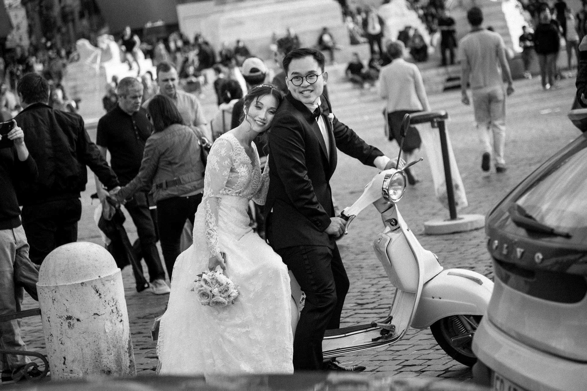 wedding rome italy
