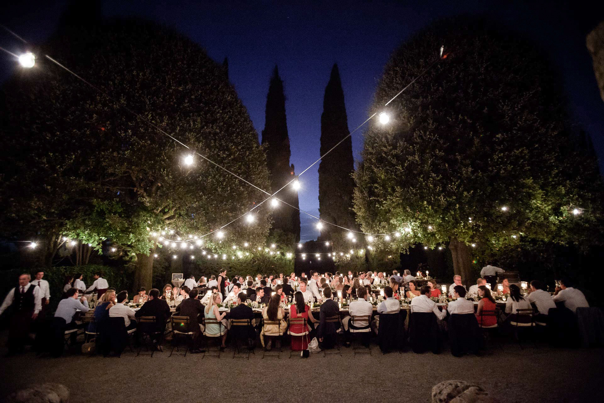 luxury wedding in tuscany