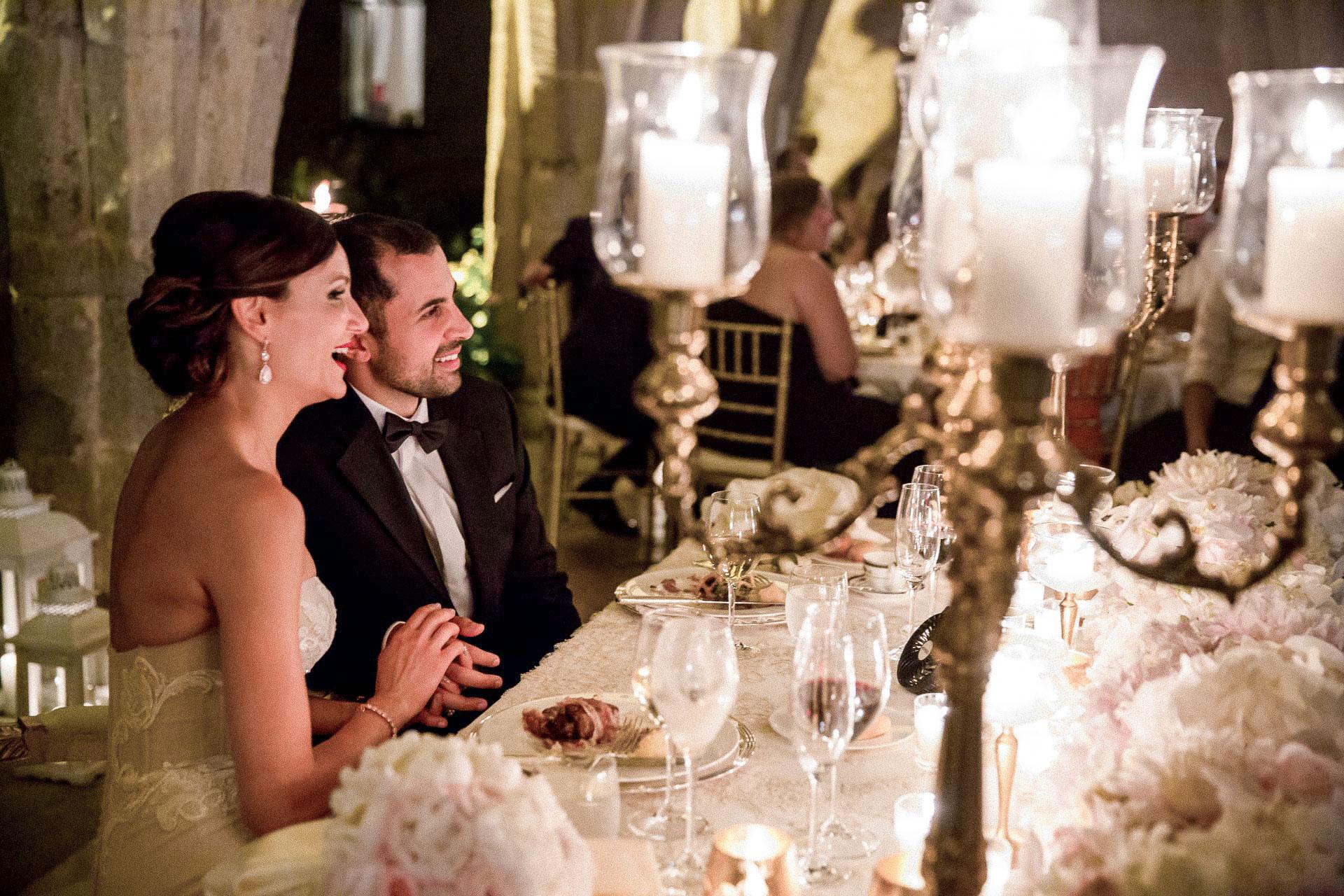 luxury italian wedding capri