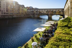 exclusive wedding in Florence