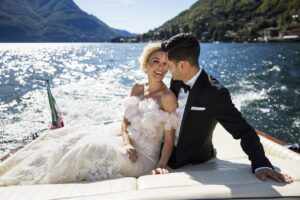 luxury wedding in Lake Como