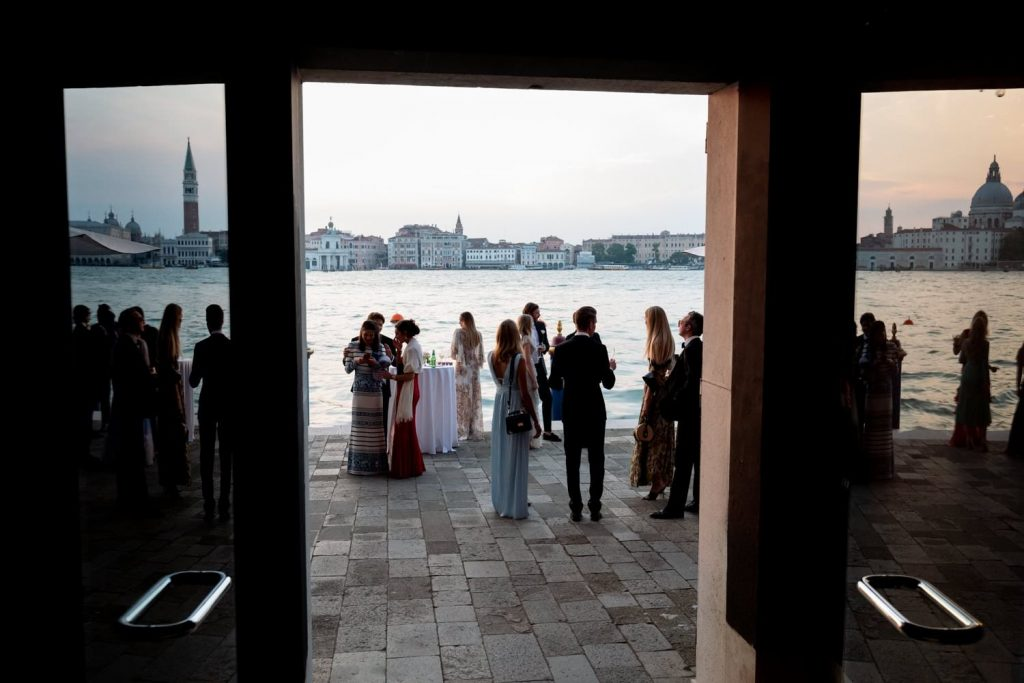 wedding luxury style in Venice