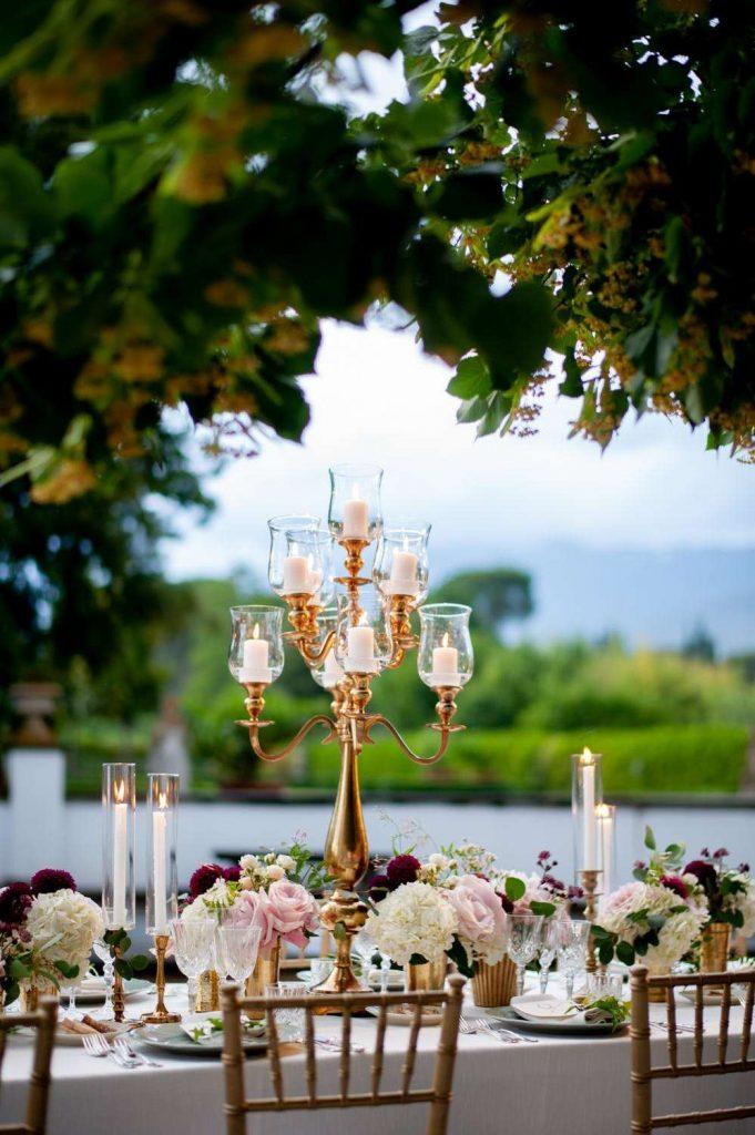 Luxury wedding venue in Il Borro