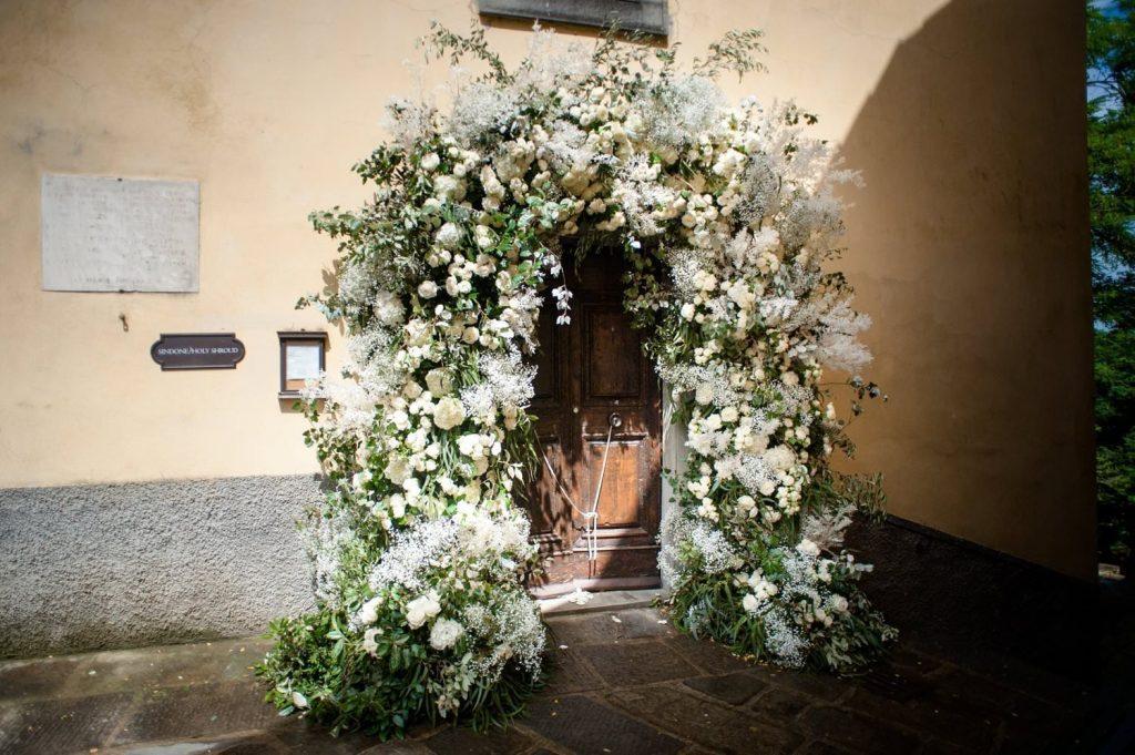 Il Borro wedding in Florence is a unique event