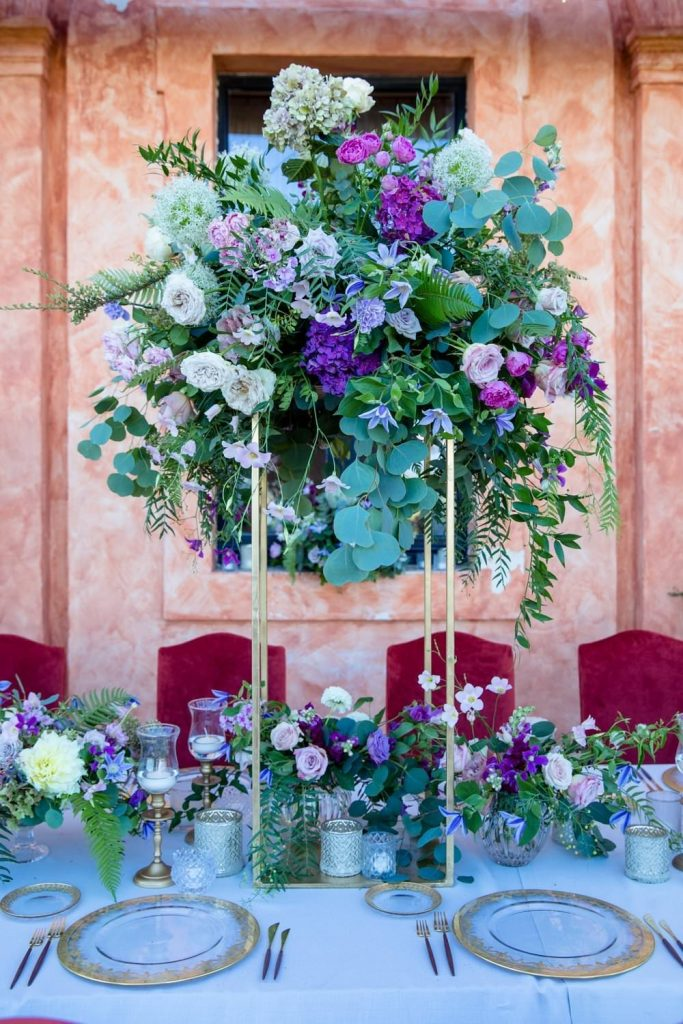 Wedding photos at Villa La Posta Vecchia