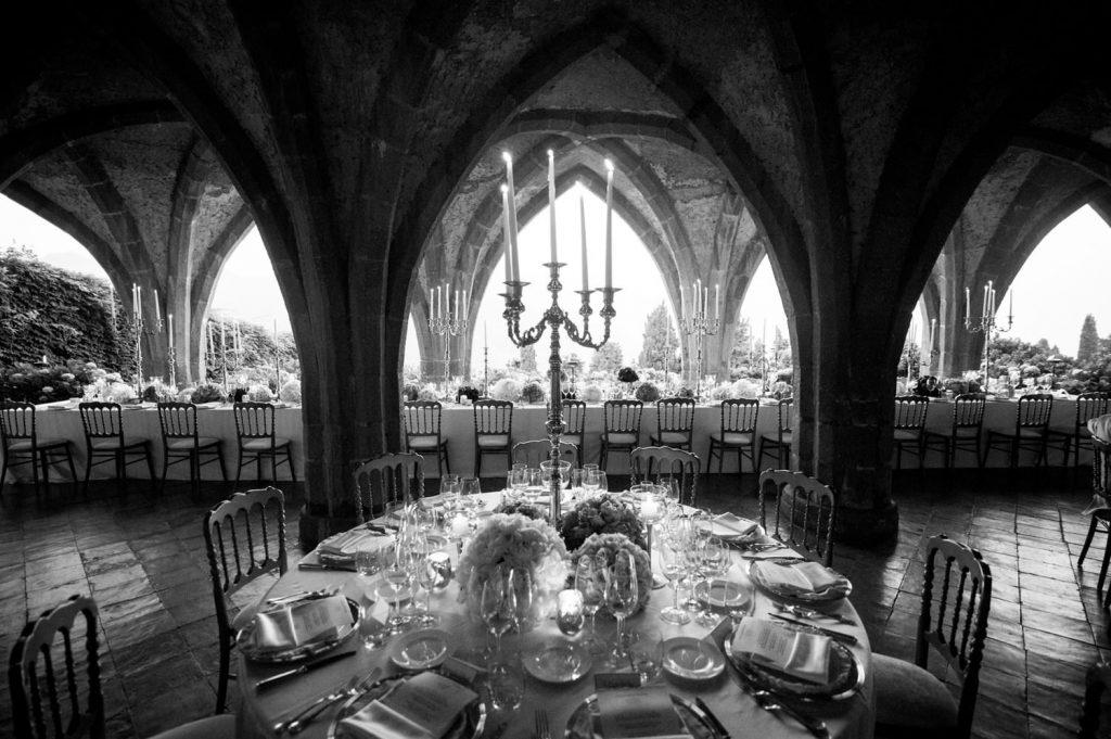 Luxury weddings at Villa Cimbrone