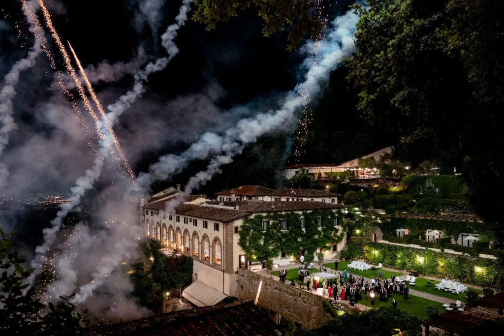 Villa San Michele Jewish weddings