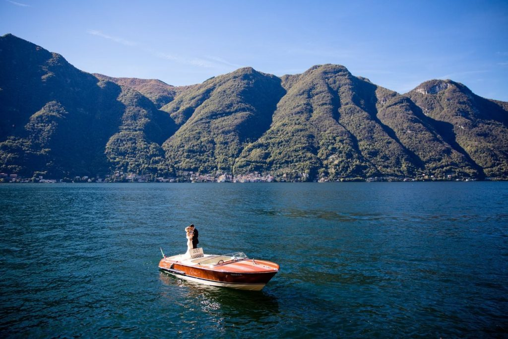 Exclusive Wedding Villa Balbianello