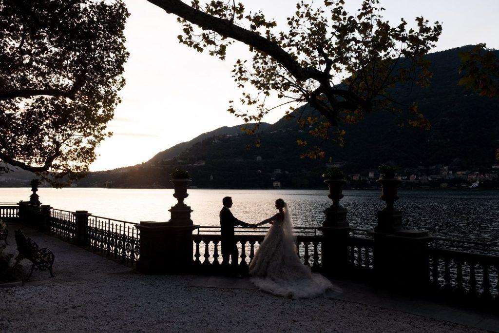 Luxury wedding venue Villa Lake Como