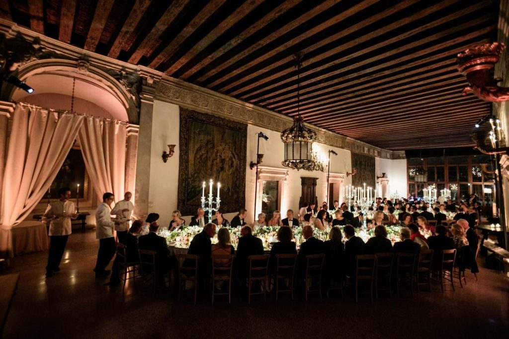 Wedding at Palazzo Polignac Venice
