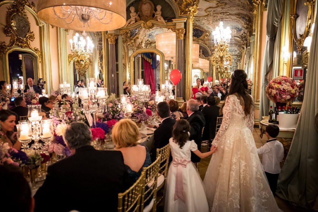 Luxury weddings at Villa Cora