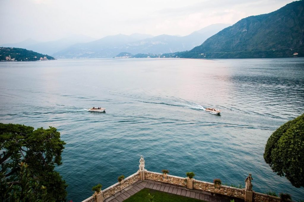 Luxury wedding venue Villa Lake Como