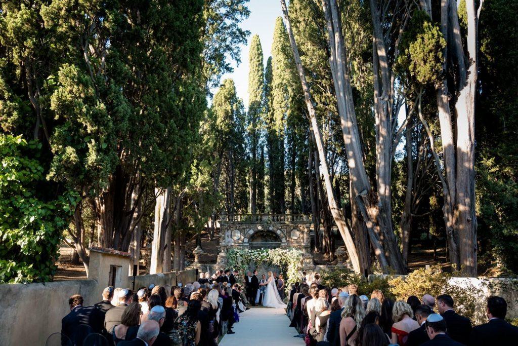 Exclusive Wedding Villa Gamberaia