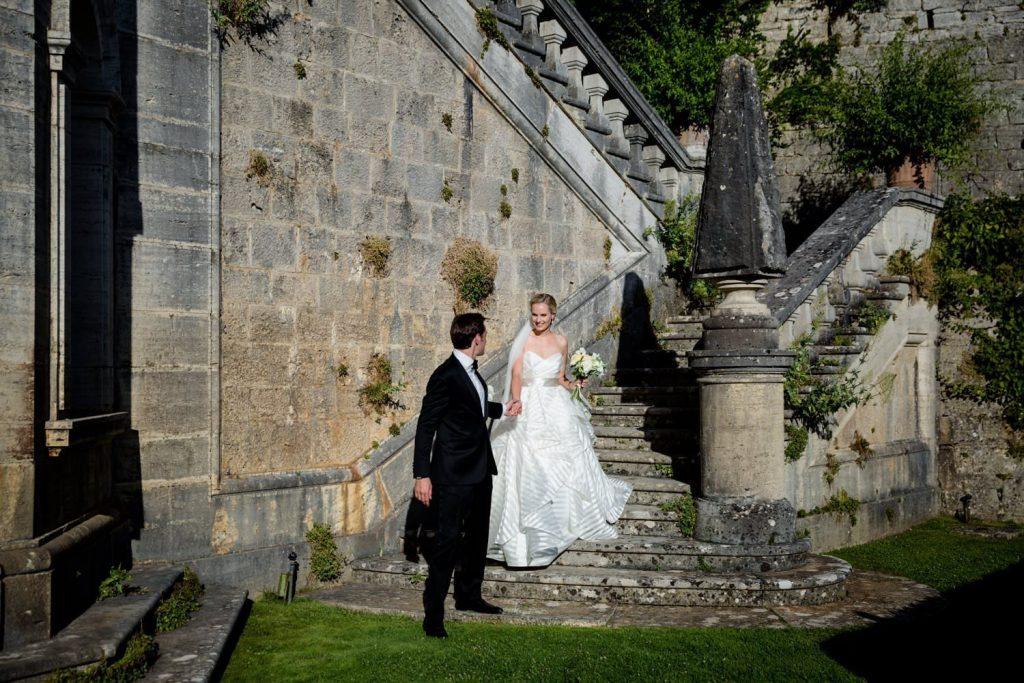 Villa la Foce's wedding venue