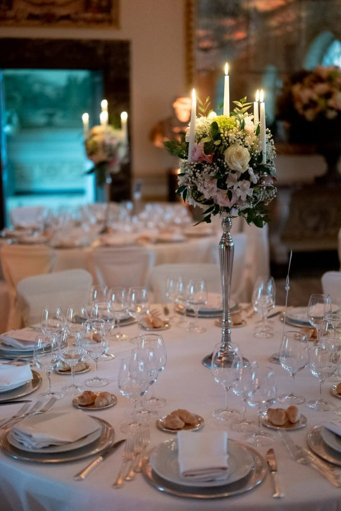 Luxury wedding venue Roma