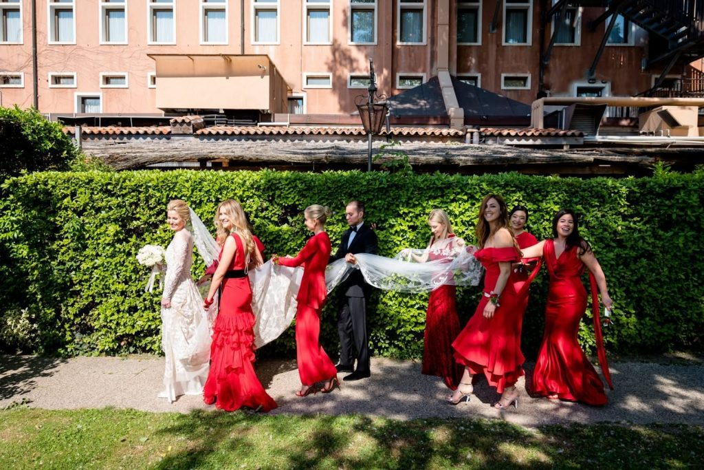 Wedding at Hotel Cipriani, Venice: live the luxury