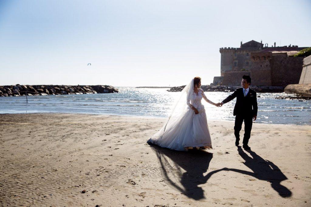 Villa La Posta Vecchia weddings Ladispoli