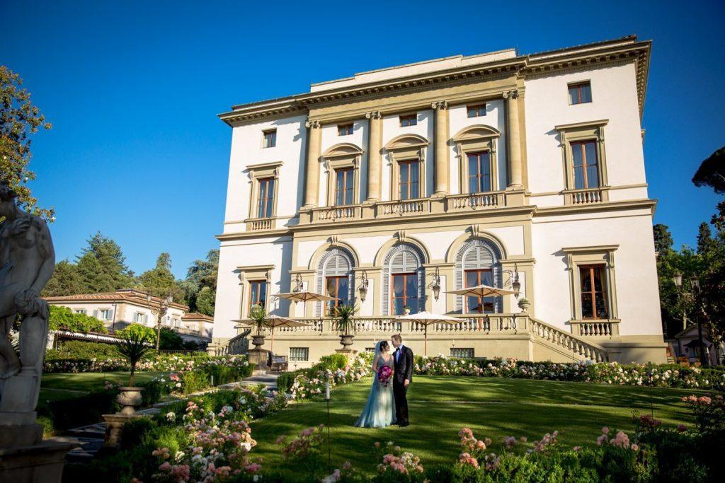 Exclusive Wedding Villa Cora