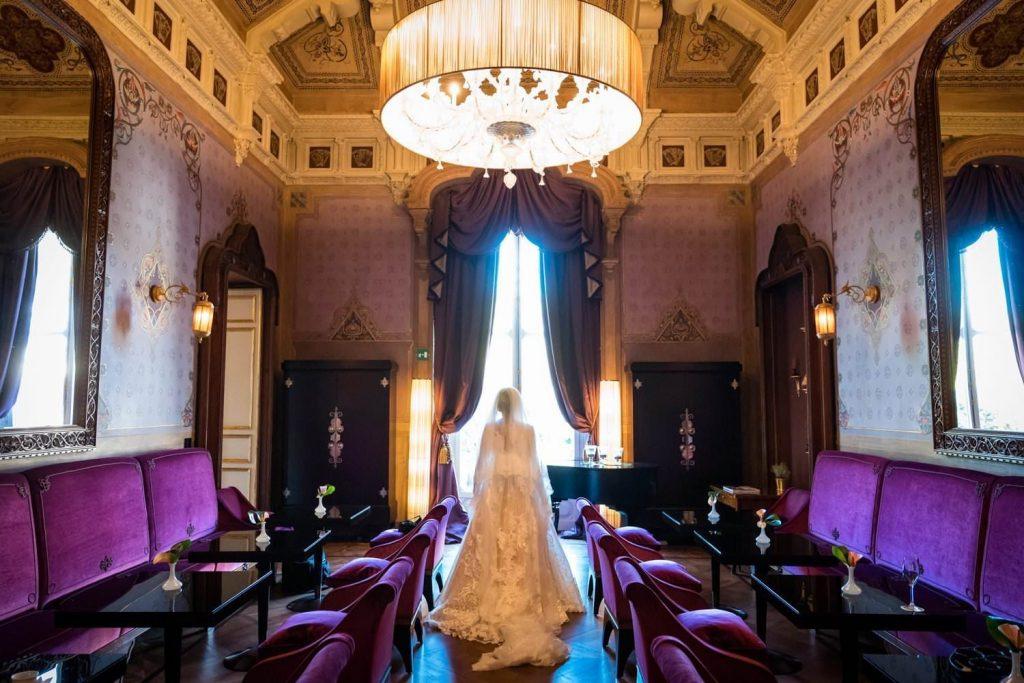 Villa Cora wedding photographs