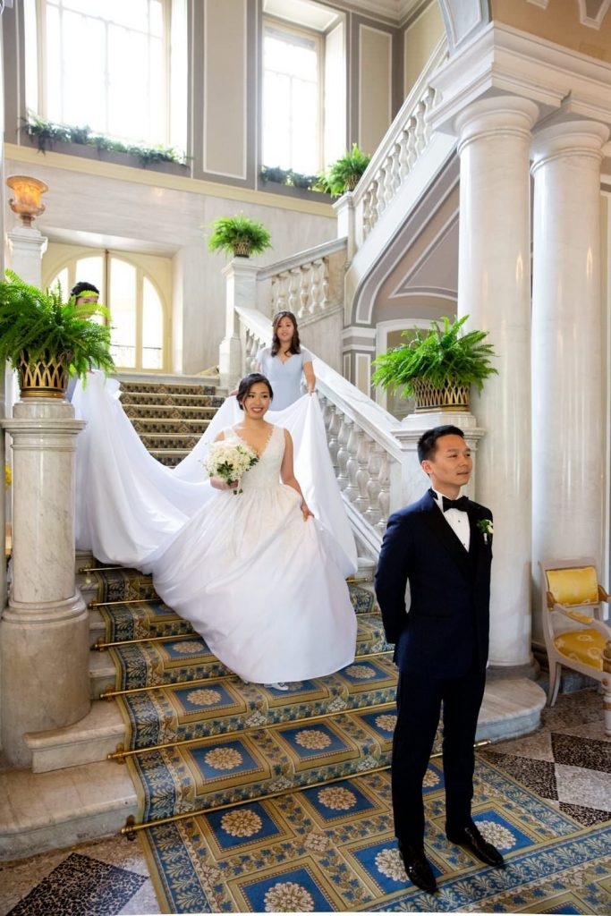 Villa d'Este wedding photographs